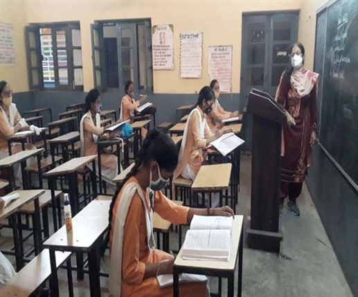 number of students started increasing in govt school
