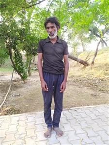 BSF arrests a person try to enter by side from Pakistan   ਪਾਕਿਸਤਾਨ ਵੱਲੋਂ ਭਾਰਤੀ ਸਰਹੱਦ 'ਚ ਦਾਖਲ ਹੋਇਆ ਵਿਅਕਤੀ, BSF ਨੇ ਕੀਤਾ ਕਾਬੂ