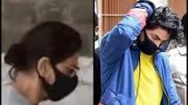 shahrukh khan reaches mumbais arthur road jail to meet son aryan khan |  ਆਰੀਆਨ ਖ਼ਾਨ ਨੂੰ ਮਿਲਣ ਮੁੰਬਈ ਦੀ ਆਰਥਰ ਰੋਡ ਜੇਲ੍ਹ ਪੁੱਜੇ ਸ਼ਾਹਰੁਖ ਖ਼ਾਨ, ਦੇਖੋ Video