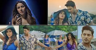 bollywood News shehnaaz gill and sidharth shukla last music video habit released watch here