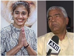 Haryana Dadri Seat: ਰੈਸਲਰ ਬਬੀਤਾ ਦੇ ਪਿਤਾ ਮਹਾਵੀਰ ਫੋਗਾਟ ਨੇ ਕਿਹਾ- 'ਬੇਟੀ ਵੱਡੇ ਅੰਤਰ ਨਾਲ ਜਿੱਤੇਗੀ ਚੋਣਾਂ'