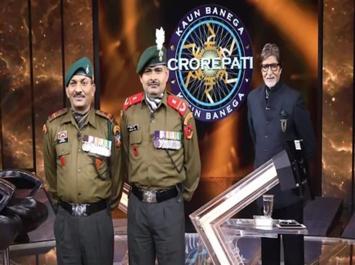 Who will be the millionaire grand finale of 12 today in the last episode this is the special guest
