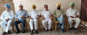 'ਪੰਜਾਬ ਸਰਕਾਰ ਮੁਲਾਜ਼ਮਾਂ ਤੇ ਪੈਨਸ਼ਨਰਾਂ ਨਾਲ ਇਨਸਾਫ਼ ਨਹੀਂ ਕੀਤਾ'