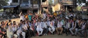 ਸਮਸ਼ੇਰ ਸਿੰਘ ਦੀ ਅਗਵਾਈ 'ਚ ਧਮਰਾਈ ਦੇ 100  ਪਰਿਵਾਰ 'ਆਪ' 'ਚ ਸ਼ਾਮਲ