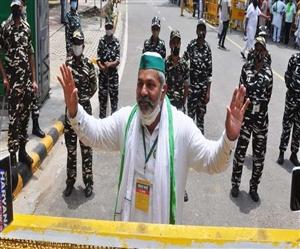 Jantar Mantar Kisan Protest : ਰਾਕੇਸ਼ ਟਿਕੈਤ ਬੋਲੇ, ਸਰਕਾਰ ਨੇ ਪਹਿਲੀ ਵਾਰ ਮੰਨਿਆ ਜੋ ਬਾਰਡਰ 'ਤੇ ਬੈਠੇ ਹਨ ਉਹ ਕਿਸਾਨ ਹਨ