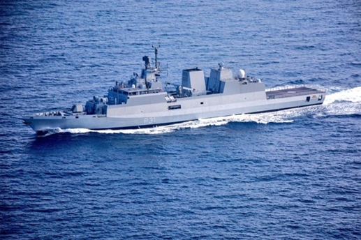 ASW joins INS Kavarti in Navy
