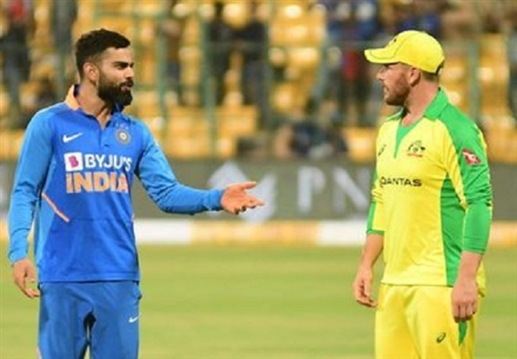 Sydney and Canberra will host Indias tour of Australia