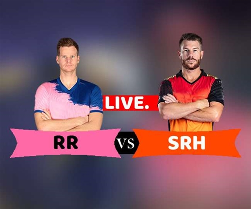 SRH win the match
