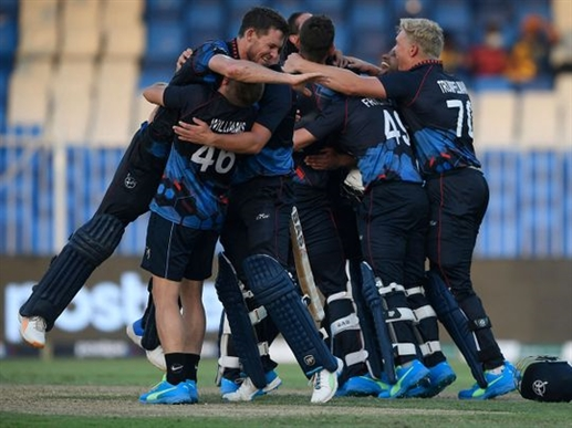 Namibia make history in Sharjah beat Ireland by eight wickets