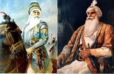 Two great generals of the cult