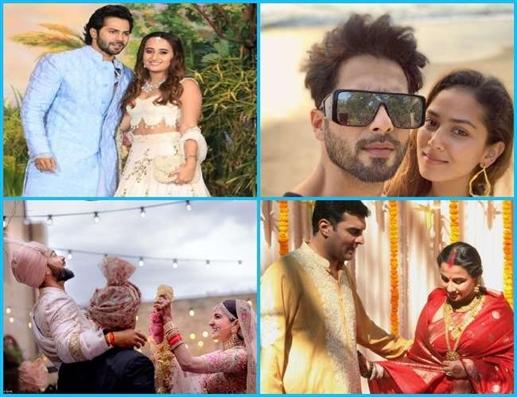Great suspense on Varun Natasha Wedding these celebrities also kept the wedding date top secret