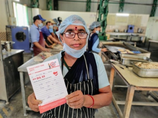Skill training for women under the 8ome-5mployment Mission is a boon