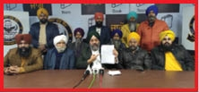 Jago party criticise sirsa on second 69R registered