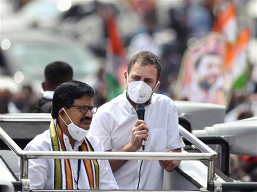 Modi has become a partner of big businessman says Rahul Gandhi