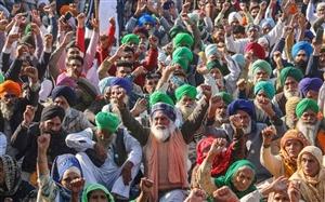 Farmer's Protest : ਹਜ਼ਾਰਾਂ ਨੌਜਵਾਨ ਸ਼ਹੀਦ ਭਗਤ ਸਿੰਘ, ਰਾਜਗੁਰੂ ਤੇ ਸੁਖਦੇਵ ਨੂੰ ਸ਼ਰਧਾਂਜਲੀ ਦੇਣ ਟਿਕਰੀ ਬਾਰਡਰ ਪੁੱਜੇ