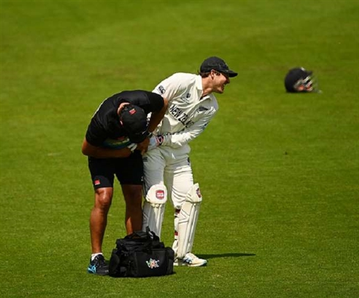 WTC Final Has not left the field after serious injury, will never play for New Zealand again