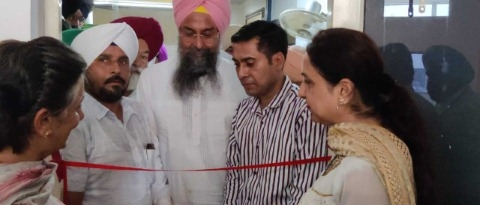 Aam Aadmi Party opens office in Mohali