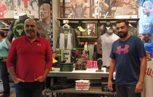 Under Armor open its new store in Jalandhar