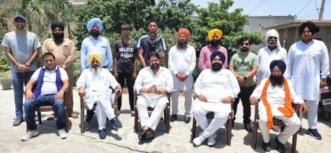 Demand for ticket gave to Dr Thind