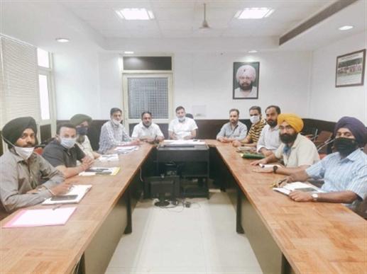 Flood control room establish in Partap Bagh