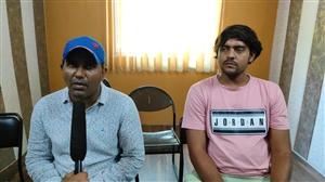 Kotkapura Firing Case youth died in firing recognised as Krishanpal | ਗੋਲ਼ੀਬਾਰੀ 'ਚ ਮਾਰੇ ਗਏ ਨੌਜਵਾਨ ਦੇ ਵਾਰਸਾਂ ਨੇ ਕੀਤੀ ਸ਼ਨਾਖਤ