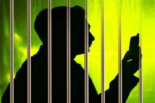 send obscene messages to girls arrested in mohali