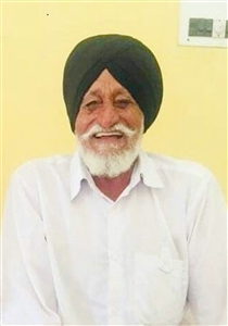 The body of a missing old man from village Lakha was found in a straw barn