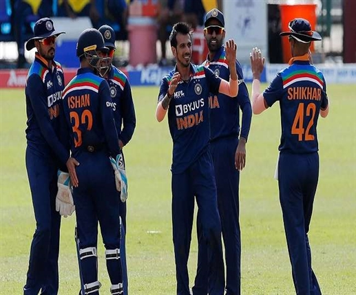ind vs sl team india will go down to clean sweep of sri lanka under captaincy of shikhar dhawan in third odi