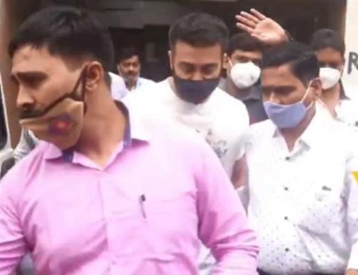 Raj Kundra Case : ਰਾਜ ਕੁੰਦਰਾ ਨੂੰ ਨਹੀਂ ਮਿਲੀ ਜ਼ਮਾਨਤ, 27 ਜੁਲਾਈ ਤਕ ਵਧਾਈ Police Custody
