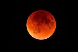 Orange Moon : ਅੱਜ ਦੇਖੋ ਓਰੇਂਜ ਮੂਨ ਦਾ ਸਭ ਤੋਂ ਖੂਬਸੂਰਤ ਨਜ਼ਾਰਾ