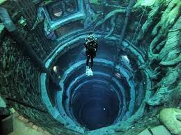 Guinness Book of World Records for Dubais deepest swimming pool