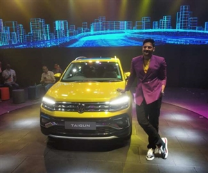 New Car Launches : Volkswagen Taigun ਭਾਰਤ 'ਚ ਹੋਈ ਲਾਂਚ, ਕੀਮਤ 10.49 ਲੱਖ ਤੋਂ ਸ਼ੁਰੂ