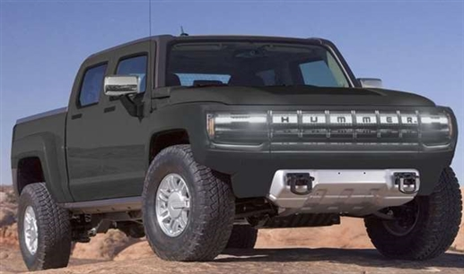 Hummer electric first edition sold out in record time will come with a driving range of upto 563km