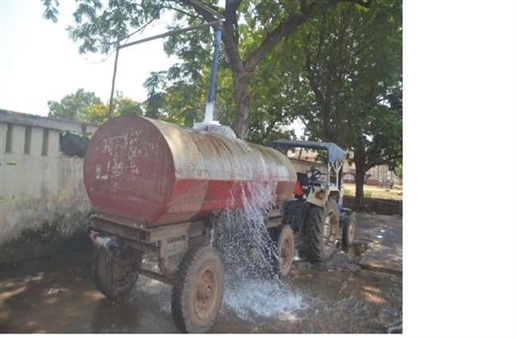 Wastage of water to be punishable offence