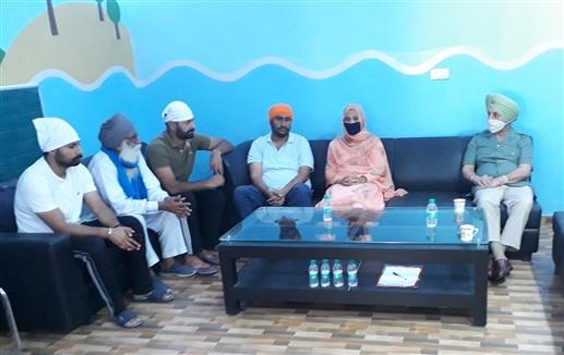 Ex DGP Parmdeep Gill gives big statement about Comrade Balwinder Singh murder