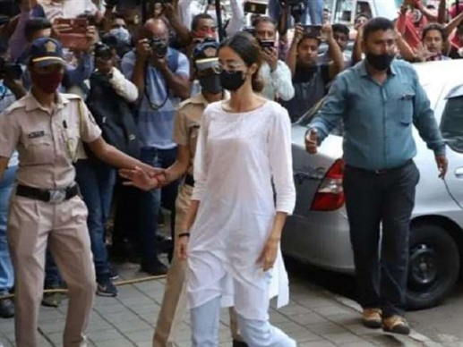 Aryan Khan Drug Case Anya Pandey questioned by NCB over suspicious financial transactions
