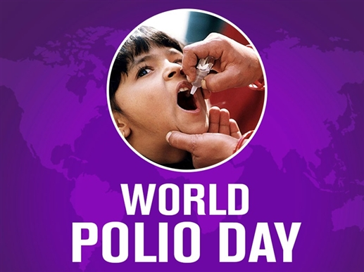 24 october india became polio free as soon as pm modi came to power