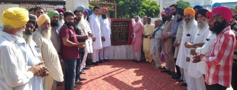 Capt. Sandhu inaugurates development works at Mandiani