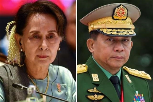 Myanmar military administration should step down and restore elected government as soon as possible US