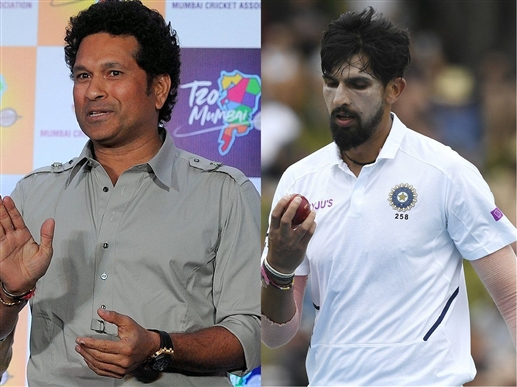 Tendulkar praises Ishant Sharma ahead of 100th Test