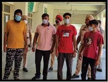 Two Policemen Murder : ਦੋ ਥਾਣੇਦਾਰਾਂ ਨੂੰ ਕਤਲ ਕਰਨ ਦੇ ਮਾਮਲੇ 'ਚ ਗਿ੍ਫਤਾਰ ਗੈਂਗਸਟਰ ਦੇ ਸਾਥੀਆਂ ਨੇ ਖੋਲ੍ਹੇ ਭੇਤ