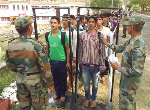 Army recruitment rally in five districts starting from August 6 postponed   ਪੰਜਾਬ ਦੇ 5 ਜ਼ਿਲ੍ਹਿਆਂ ਦੀ ਆਰਮੀ ਭਰਤੀ ਰੈਲੀ ਮੁਲਤਵੀ, 6 ਅਗਸਤ ਤੋਂ ਹੋਣੀ ਸੀ ਸ਼ੁਰੂਆਤ
