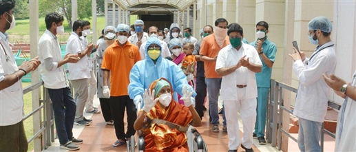 Continuously sixth day more people recovered than infected