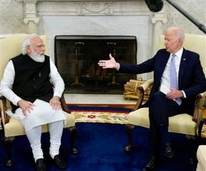 PM Modi and Biden Meet : ਨਵੇਂ ਦੌਰ 'ਚ ਭਾਰਤ ਤੇ ਅਮਰੀਕਾ ਦੇ ਰਿਸ਼ਤੇ ; ਹਿੰਦ ਪ੍ਰਸ਼ਾਤ ਖੇਤਰ, ਦੁਵੱਲੇ ਸਹਿਯੋਗ ਤੇ ਕੋਰੋਨਾ ਮਹਾਮਾਰੀ ਸਮੇਤ ਕਈ ਮੁੱਦਿਆਂ 'ਤੇ ਗੱਲ