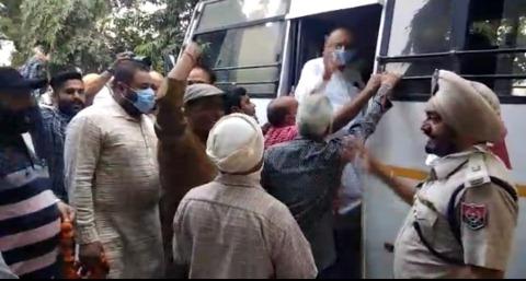2JP leaders arrest by police