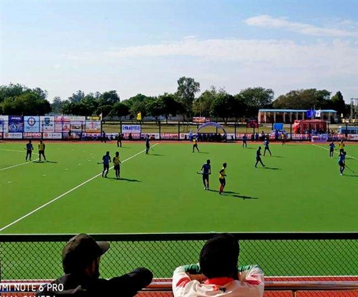 surjit hockey tournament punjab and sindh bank wins over india air force