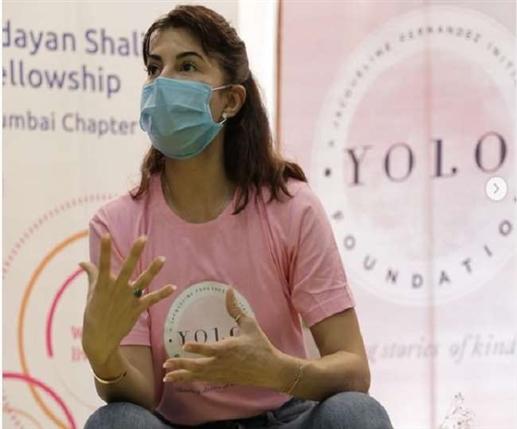 Jacqueline Fernandez joins NGO to change the lives of 40 girls|40 ਕੁੜੀਆਂ ਦੇੇ ਜੀਵਨ ਨੂੰ ਬਦਲੇਗੀ Jacqueline Fernandez, ਐੱਨਜੀਓ ਨਾਲ ਮਿਲਾਇਆ ਹੱਥ