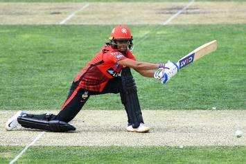Indian captain Harmanpreet Kaur shines in the Women Big Bash League