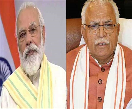 Haryana govt s big step after meeting PM Modi barring large crowds
