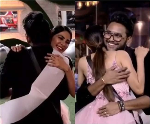 Bigg Boss 14 Jan Kumar Sano speaks for Nikki Tamboli He is hungry for publicity kissing me was part of it